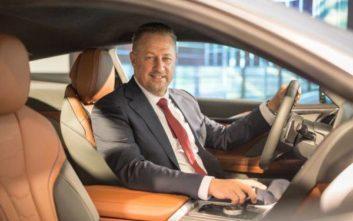 Νέος πρόεδρος του BMW Group Κεντρικής και Νοτιοανατολικής Ευρώπης ο Neil Fiorentinos