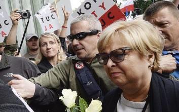 Κόντρα κυβέρνησης-δικαστών στην Πολωνία