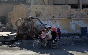 Το Ισλαμικό Κράτος απήγαγε 36 γυναίκες και παιδιά στη Συρία