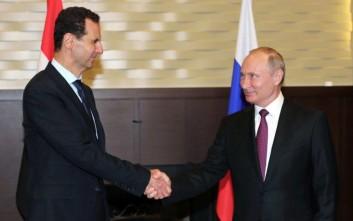 Ρωσικά άρματα μάχης πλησιάζουν πέρασμα στα σύνορα Συρίας-Ιορδανίας