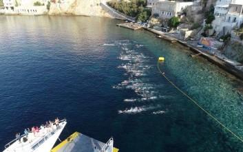 Μοναδική εμπειρία και αθλητικές συγκινήσεις με τον ΟΠΑΠ στο 3ο Trimore Syros Triathlon