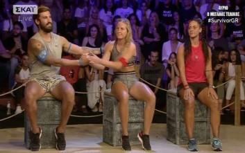 Γκότσης και Δαλάκα το ζευγάρι του τελικού στο Survivor 2