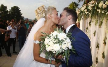 Ο λαμπερός γάμος της Αλεξάνδρας από το My Style Rocks