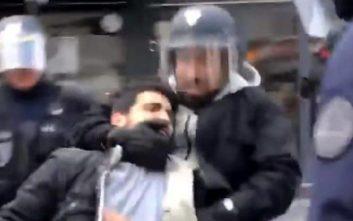 Closer: Έλληνας ο διαδηλωτής που γρονθοκόπησε σύμβουλος του Μακρόν