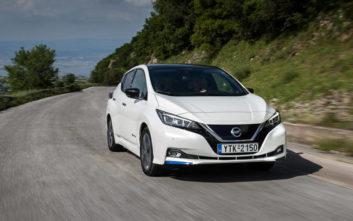 To Nissan Leaf πρώτο στις πωλήσεις στην Ευρώπη