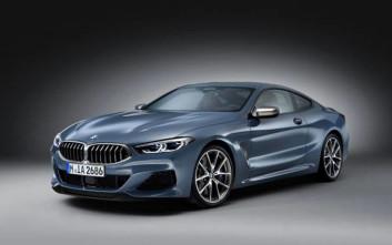 Αυτή είναι η νέα BMW Σειρά 8 Coupe