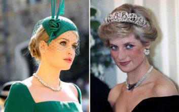 Η Κίτι Σπένσερ και η εντυπωσιακή ομοιότητά της με την πριγκίπισσα Νταϊάνα