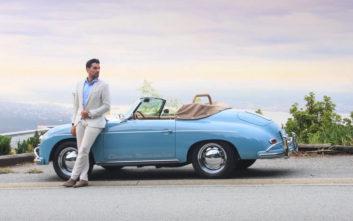 Το ηλεκτρικό roadster που θυμίζει Porsche