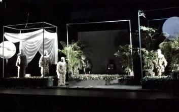 «Ο αποχαιρετισμός» από το Mapa Teatro στην Πειραιώς 260