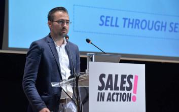 H WIND ενέπνευσε το κοινό στο συνέδριο «SALES in Action»
