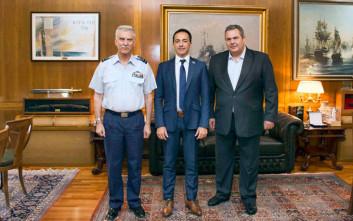 Υπεγράφη η συμφωνία προμήθειας 12 εκπαιδευτικών αεροσκαφών για την Πολεμική Αεροπορία