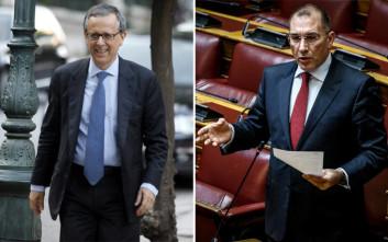Ίδρυση δεξιού κόμματος ανακοίνωσαν Μπαλτάκος και Δημήτρης Καμμένος