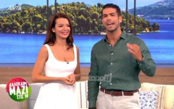 Πρεμιέρα για Νικολέττα Ράλλη και Νίκο Αναδιώτη στο καλοκαιρινό πρωινό του ΑΝΤ1
