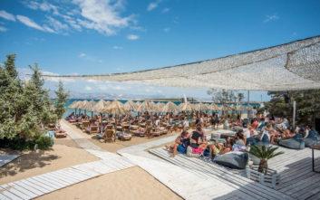 Το ανανεωμένο Santa Maria Beach Bar είναι ο απόλυτος καλοκαιρινός προορισμός στην Πάρο