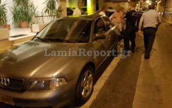 Γυναίκα έπεσε από τρίτο όροφο πολυκατοικίας στη Λαμία