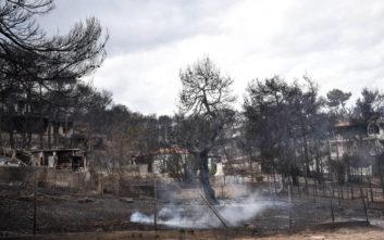 Στους 74 οι νεκροί από τη φονική πυρκαγιά στην Αττική