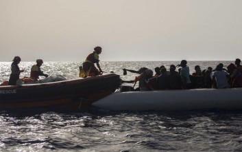 Διασώθηκαν 41 μετανάστες στη Χίο
