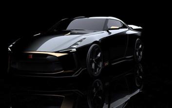Ένα ξεχωριστό GT-R από τις Nissan και Italdesign