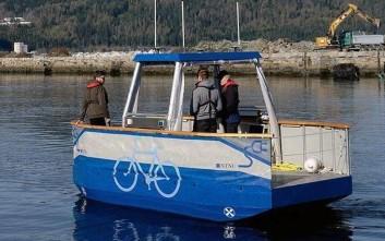 Αυτόνομο τηλεκατευθυνόμενο φέρι για ποτάμια και κανάλια δοκιμάζει η Νορβηγία