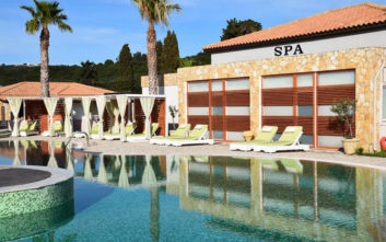 Το Olympia Golden Beach Resort & Spa βραβεύτηκε στα «2018 World Luxury Spa Awards»