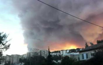 Τουλάχιστον 40 νεκροί από πυρκαγιά στο Ισραήλ
