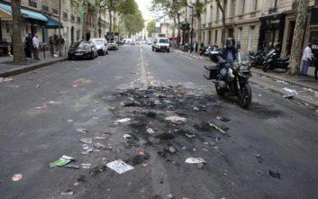 Εκατοντάδες συλλήψεις στη Γαλλία μετά την κατάκτηση του Μουντιάλ