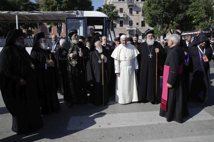 Vatican Mideast Peace