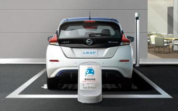 Η Nissan επεκτείνει την υπηρεσία κοινής χρήσης αυτοκινήτων e-share