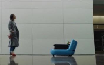 Το αχθοφόρο ρομπότ που δοκιμάζει γνωστή αεροπορική εταιρεία