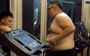 Αυτό είναι ένα ισχυρό κίνητρο για να κάνεις διάδρομο γυμναστικής