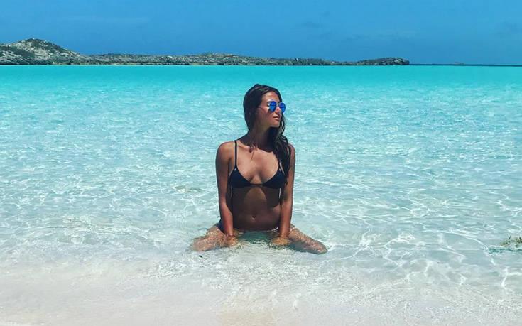 Η όμορφη και σέξι Alicia Verrando