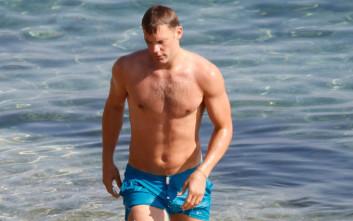 Διακοπές στη Μύκονο για τον Manuel Neuer