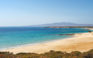 Η απέραντη αμμουδερή παραλία Πυργάκι στη Νάξο