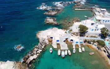 Το ελληνικό νησί που εκθειάζει η βρετανική Guardian για το φαγητό του