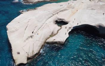 CNN: Ελληνική παραλία στις καλύτερες επιλογές για μακροβούτια τον Σεπτέμβριο