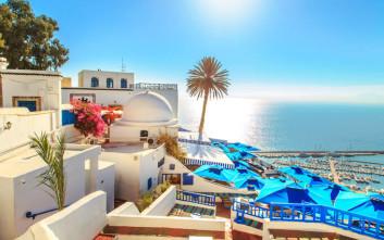 Το χωριό της Τυνησίας που θυμίζει κυκλαδίτικο νησί