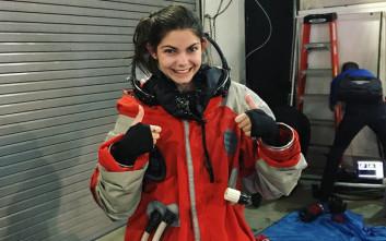 Το 17χρονο κορίτσι που η NASA ετοιμάζει για την πρώτη αποστολή στον Άρη