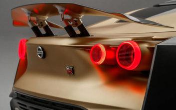 Το ντεμπούτο του Nissan GT-R50 στο Φεστιβάλ Ταχύτητας του Goodwood