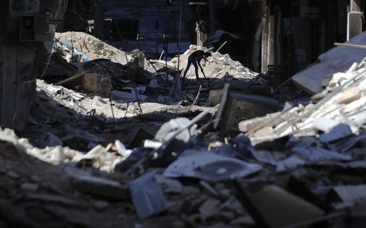 Βομβαρδίστηκε τέμενος στη Συρία που είχε μετατραπεί σε κέντρο διοίκησης του ISIS