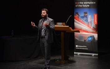 Εκδήλωση ThinkPad & the Workplace of the Future