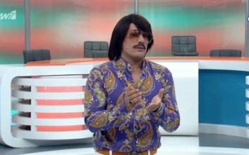 Ξεσήκωσε το κοινό ο Τόνι Σφήνος στην πρεμιέρα της εκπομπής του