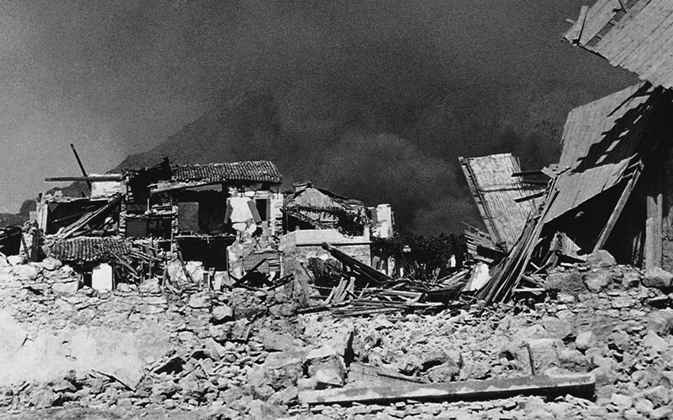 Οι πέντε φονικότερες καταστροφές στη σύγχρονη Ελλάδα