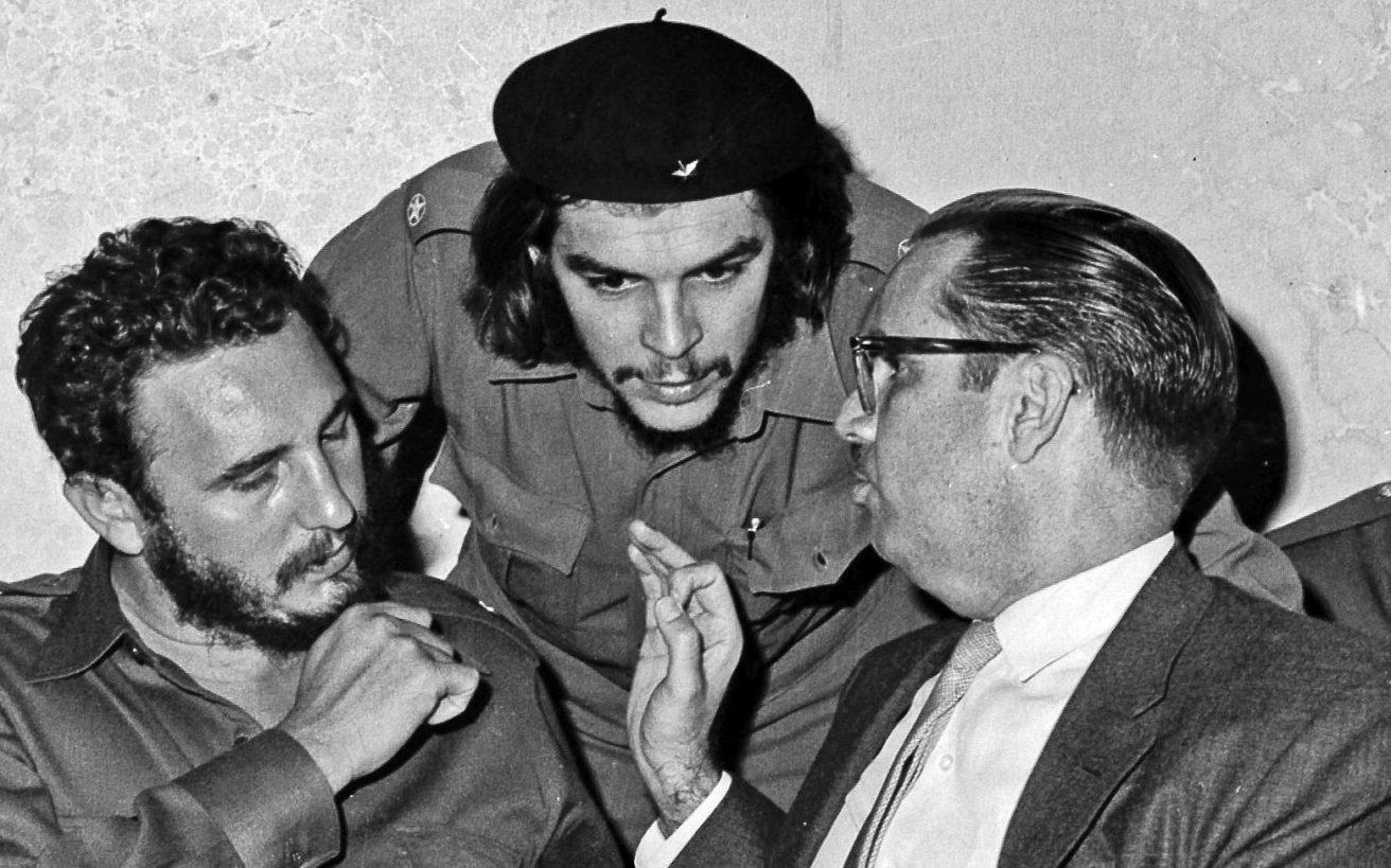 Η σχέση «αγάπης και μίσους» που είχαν Ερνέστο Γκεβάρα και Φιντελ Κάστρο