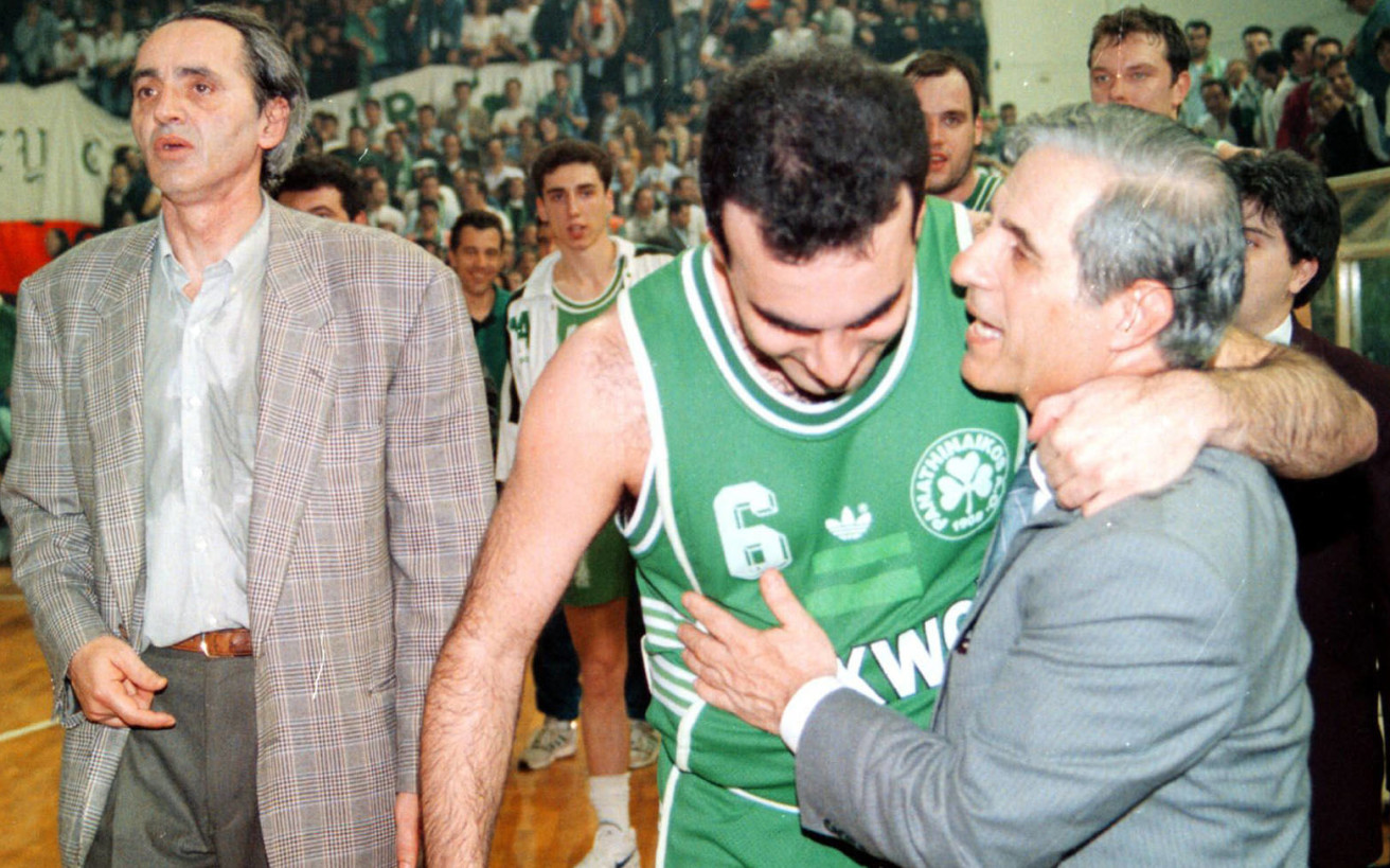 Το 1 δισεκατομμύριο δραχμές που άλλαξε τον χάρτη του ελληνικού μπάσκετ