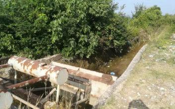 Βρέθηκε νεκρός άνδρας σε κανάλι στο Αγρίνιο