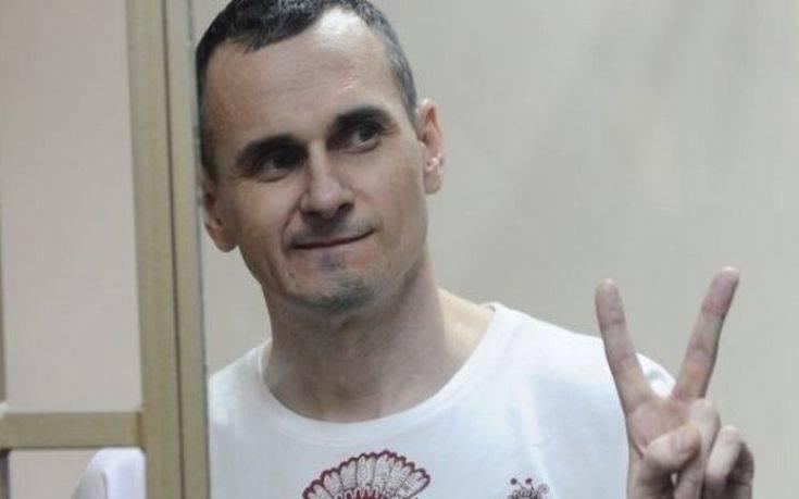 Ο Πομπέο ζήτησε από τη Ρωσία να «απελευθερώσει αμέσως» τον Όλεγκ Σέντσοφ