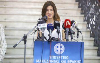 Νοτοπούλου: Η Μακεδονία και η Θράκη πρωτοπόρες στην παραγωγική ανασυγκρότηση