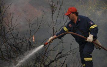 Εκκενώθηκε προληπτικά και το χωριό Σταυρός στην Εύβοια