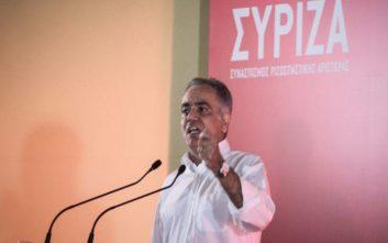 Σκουρλέτης: Έκλεισε ο κύκλος της συγκυβέρνησης με τους ΑΝΕΛ