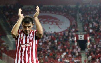 Ολυμπιακός: Ο Λάζαρος Χριστοδουλόπουλος επέστρεψε στις προπονήσεις